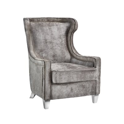 Keiser Wingback Chair