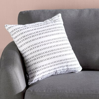Dufferin Indoor/Outdoor Throw Pillow Size: 18 H x 18 W x 6 D