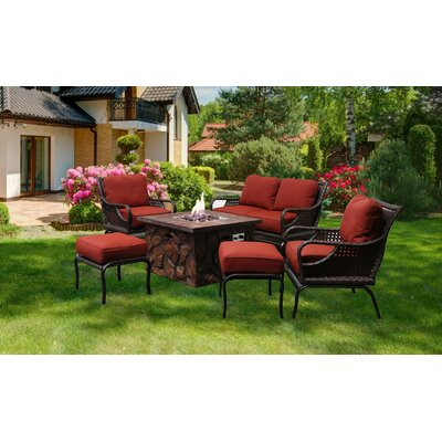 Information about Pastore Sunbrella Sofa Set Cushions - Product picture - 20451