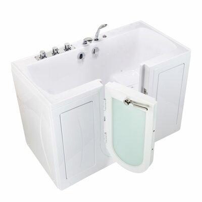 Tub4Two Air Massage 60 x 30 Walk-in Combination Bathtub