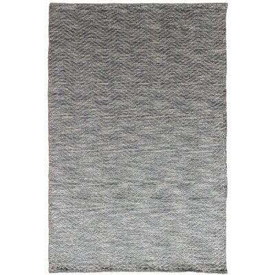 One-of-a-Kind Marple Hand-Knotted Silk Gray Area Rug