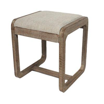 Coronado Ottoman Upholstery: Sand, Finish: Natural