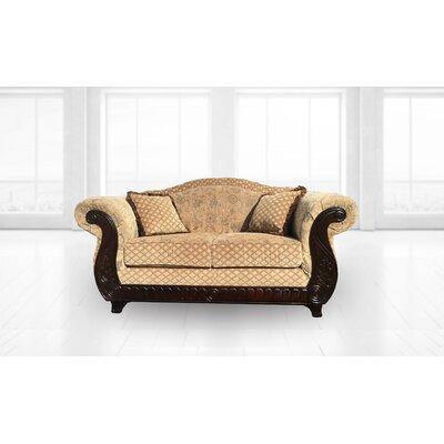 Sedona Loveseat Upholstery: Beige