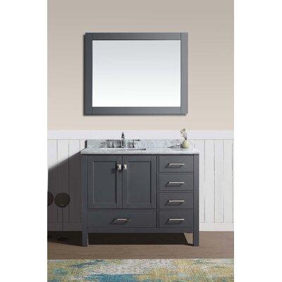 Fritz 42 Single Bathroom Vanity Set