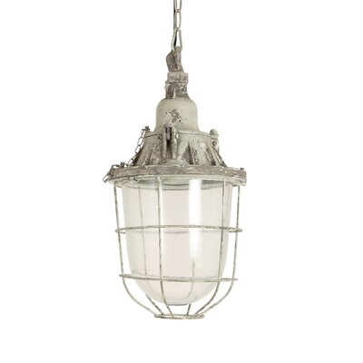 Kawamoto 1-Light Foyer Pendant