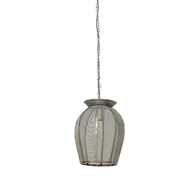 Crewe Open Design 1-Light Mini Pendant