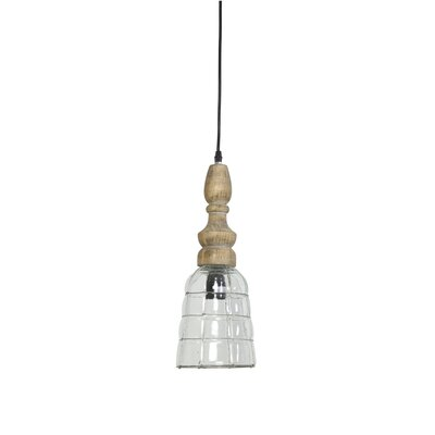 Crews Small 1-Light Mini Pendant