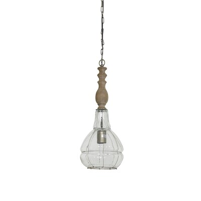 Crews Large 1-Light Mini Pendant
