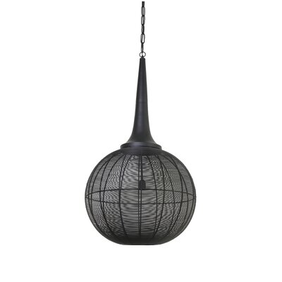 Chloe 1-Light Globe Pendant