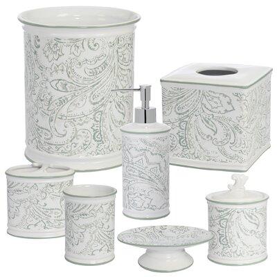 Hashimoto 7 Piece Bathroom Accessory Set A7327E82A71F4FC5BE3345B02B777C4E