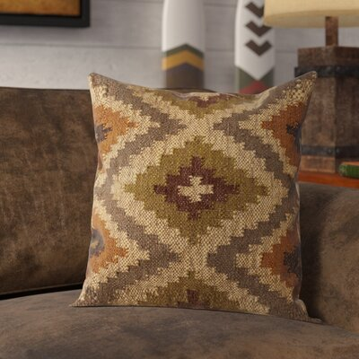 Imran Geometric Throw Pillow