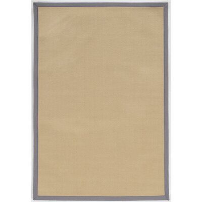 Christiano Natural Area Rug Rug Size: Rectangle 4 x 6