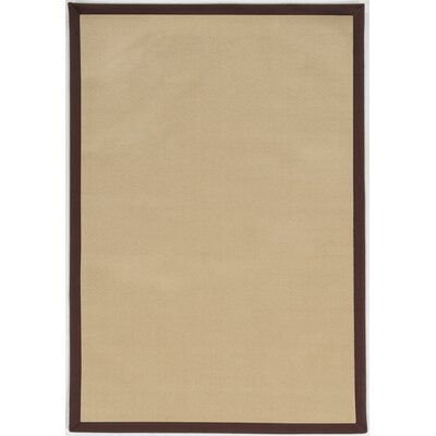 Christiano Natural Area Rug Rug Size: Rectangle 9 x 12