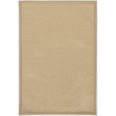 Christiano Natural Area Rug Rug Size: Square 6