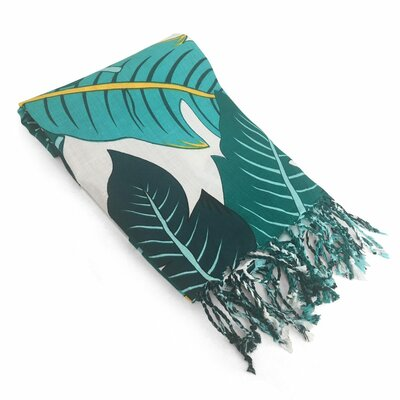 Camron Palms Turkish Beach Towel
