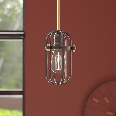 Sosa 1-Light Mini Pendant