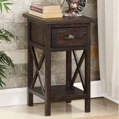 Loon Peak Patchell End Table