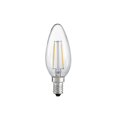 E12 Candelabra LED Vintage Filament Light Bulb