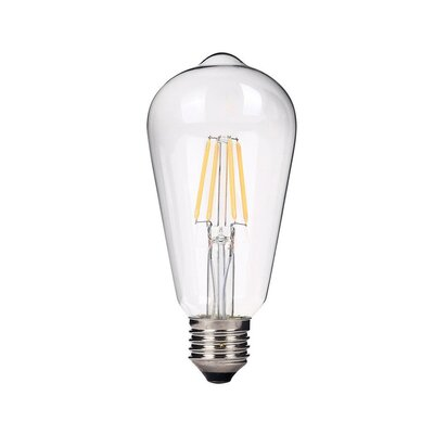 E26 Medium LED Vintage Filament Light Bulb