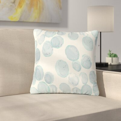 Alison Coxon Pebbles Outdoor Throw Pillow Size: 16 H x 16 W x 5 D