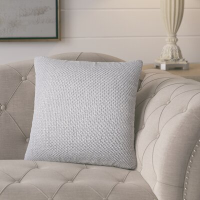 Glade Solid Throw Pillow Color: Mineral