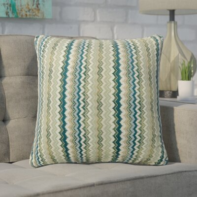 Edson Contemporary Throw Pillow Size: 22 x 22