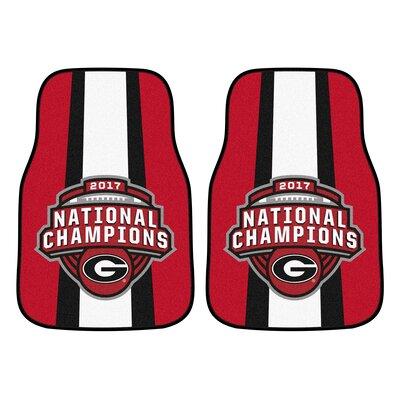 NCAA Doormat Team: University of Georgia