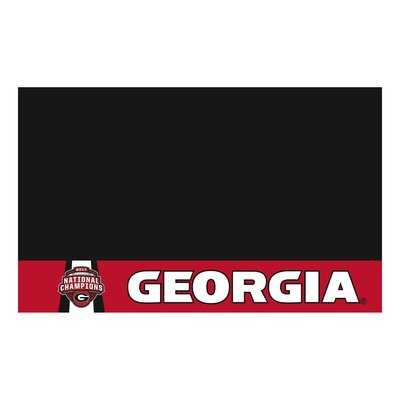 NCAA Grill Mat Team: University of Georgia