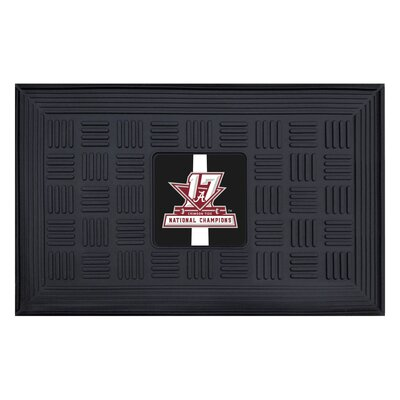 NCAA Door Mat Team: University of Alabama