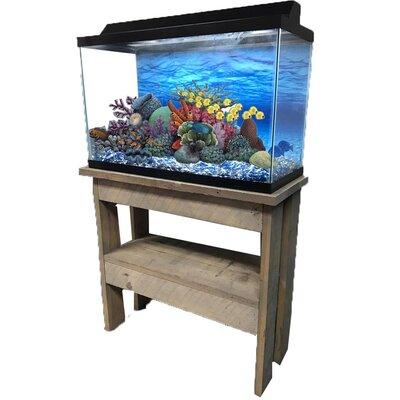 Rustic Series Cabinet Aquarium Stand Size: 31 H x 50 W x 13 D