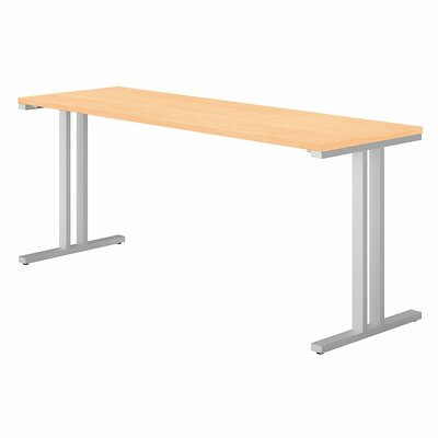 400 Series Training Table Tabletop Finish: Natural Maple, Size: 29.8 H x 71.02 W x 23.35 D
