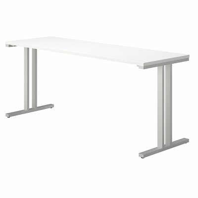 400 Series Training Table Tabletop Finish: White, Size: 29.8 H x 59.61 W x 23.35 D
