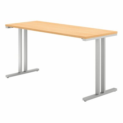 400 Series Training Table Tabletop Finish: Natural Maple, Size: 29.8 H x 59.61 W x 23.35 D