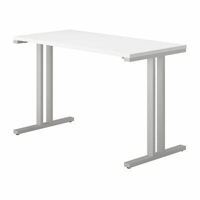 400 Series Training Table Tabletop Finish: White, Size: 29.8 H x 47.6 W x 23.35 D