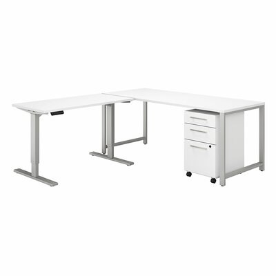 L Shape Desk Suite Product Photo