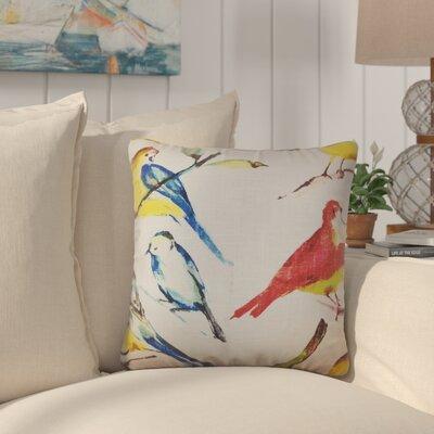 Jemuel Animal Print Cotton Throw Pillow