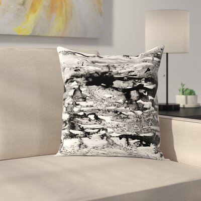 Charlotte Winter Dexa Throw Pillow Size: 14 x 14