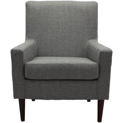 Donham Armchair Upholstery: Depalma Granite