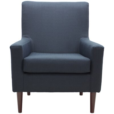 Donham Armchair Upholstery: Midnight Blue