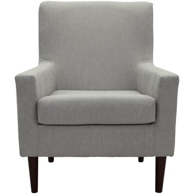 Donham Armchair Upholstery: Taupe