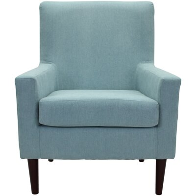 Donham Armchair Upholstery: Twighlight Blue