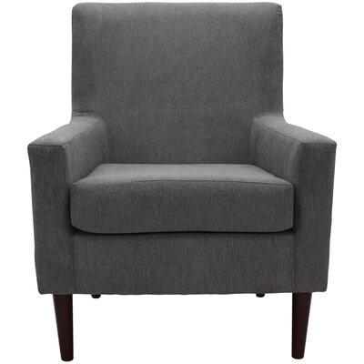 Donham Armchair Upholstery: Graphite