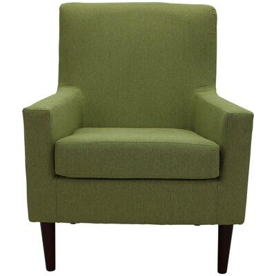 Donham Armchair Upholstery: Fern Green
