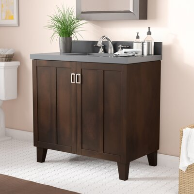 Ehlert 36 Single Bathroom Vanity Set