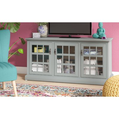 Dartmouth 43 TV Stand Color: Tempting Turquoise