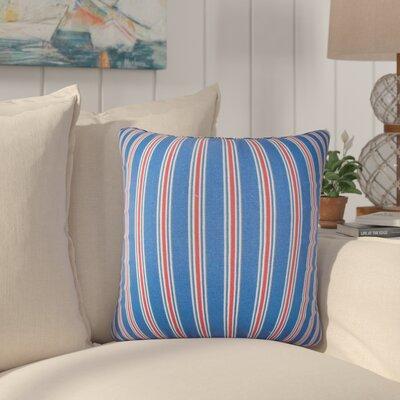 Bingamon Stripes Cotton Throw Pillow