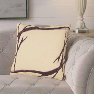 Bristol Branches 100% Cotton Throw Pillow