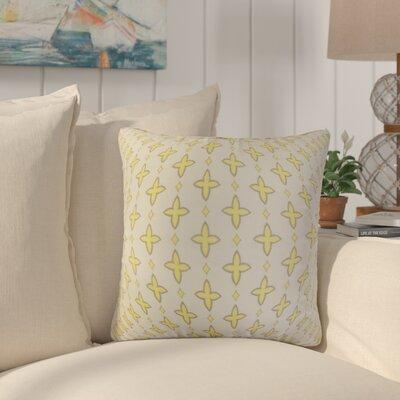 Varela Geometric Cotton Throw Pillow