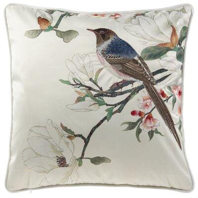 Lamotte Song Bird Throw Pillow