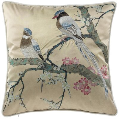 Lamons Love Birds Throw Pillow